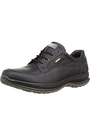 Grisport Livingston, Zapatos de Low Rise Senderismo para Hombre, (Black)