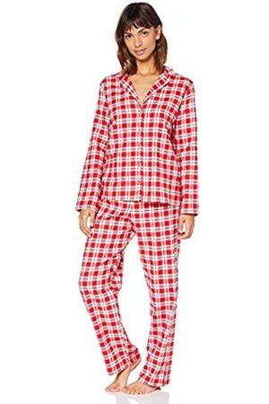 IRIS & LILLY Marca Amazon - Pijama de Modal Mujer, S