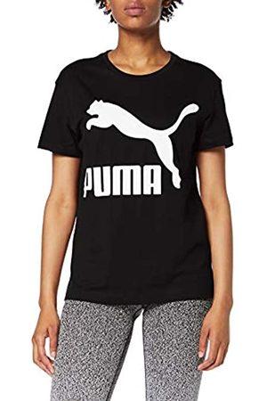 Puma Classics Logo T-Shirt, Mujer