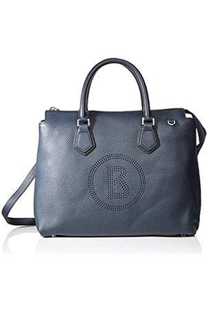 Bogner Sulden Frida Handbag MhzMujerBolso de manoAzul (Dark Blue) 15x25x33 centimeters (W x H x L)