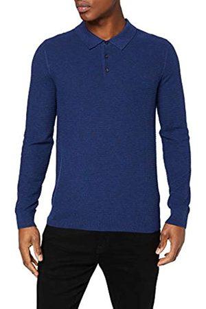 FIND Marca Amazon - Camiseta con Cuello de Pico Hombre, L