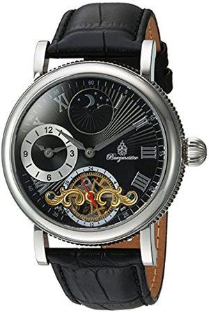 Burgmeister Reloj Hombre de Analogico con Correa en Cuero BM226-122