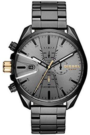 Diesel Reloj Cronógrafo para Hombre de Cuarzo con Correa en Acero Inoxidable DZ4474