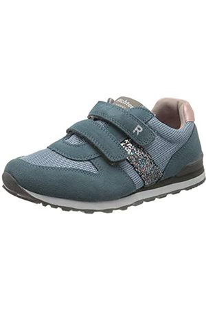 Richter Kinderschuhe Junior, Zapatillas para Niñas, (Sky/Silver/Candy 1701)