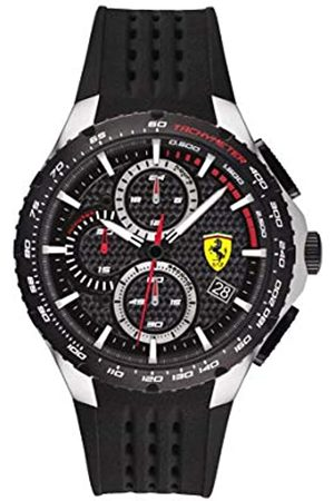 Scuderia Ferrari ScuderiaFerrariRelojparadeCuarzoconCorreaenSilicona830732