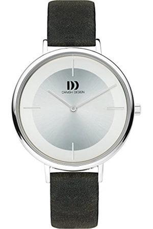 Danish Design DanishDesignRelojAnalógicoparaMujerdeCuarzoconCorreaenCueroIV12Q1185