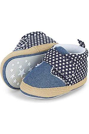 Sterntaler Baby-Schuh, Botas para Bebés, (Marine 300)