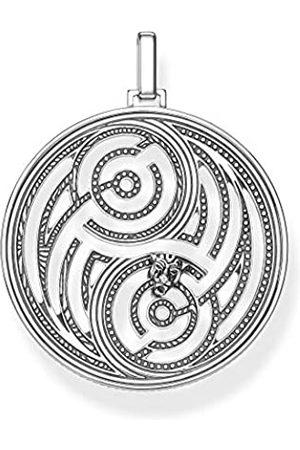 Thomas Sabo Hombre plata Colgante PE865-637-21