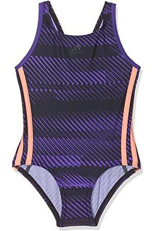 adidas OCC Swim Inf Bañador, niñas, (Brisol/Tinley/tinene)