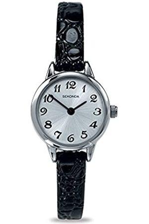 Sekonda 4471.27 - Reloj de Cuarzo para Mujeres, Correa de Cuero