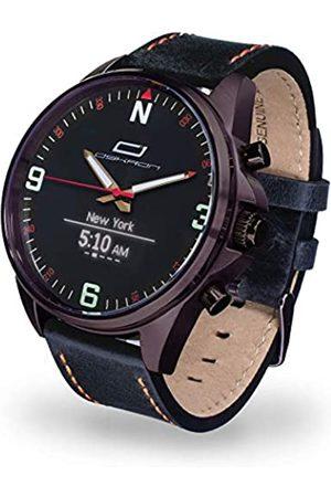 OSKRON Reloj de Pulsera para Hombre 014 Gear con Funciones de Reloj Inteligente