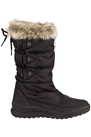 Schreuders Sport Botas de Nieve para Mujer, con Agarre de Invierno, Poliamida, Mujer, 1117-ZWA-36