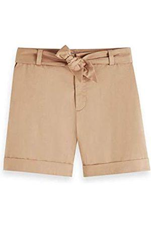 Scotch&Soda Longer Length Mercerized Chino Shorts Pantalones Cortos