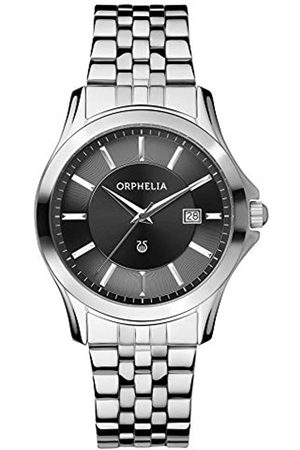 ORPHELIA Reloj analógico para Hombre de Cuarzo con Correa en Acero Inoxidable OR53770948