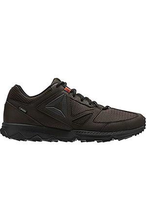 Reebok Skye Peak GTX 5.0, Zapatillas de Senderismo para Hombre, (Black/Dark Brown/Coal/Burnt Amber)