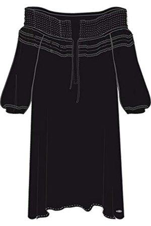O'Neill LW Boho Beach Cover UP-9010 Black out-L, Vestidos para Mujer