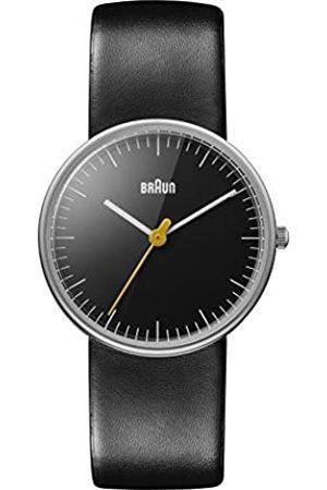 von Braun BN0021BKBKL - Reloj analógico de mujer de cuarzo con correa de piel