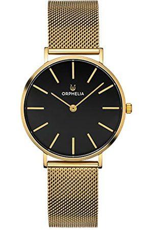ORPHELIA Reloj Analógico para Hombre de Cuarzo con Correa en Acero Inoxidable OR62810