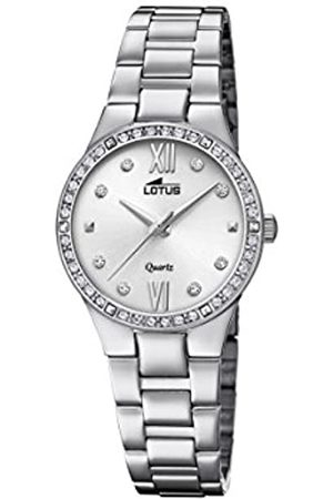 Lotus Reloj Análogo clásico para Mujer de Cuarzo con Correa en Acero Inoxidable 18460/1