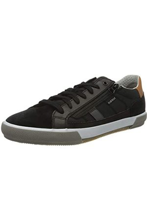 Geox U Kaven C, Zapatillas para Hombre, (Black C9999)