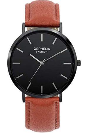 ORPHELIA Reloj Analógico para Hombre de Cuarzo con Correa en Cuero OF761805
