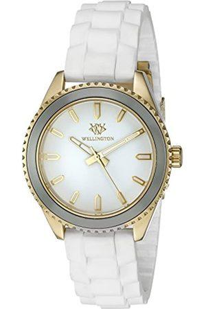 Daniel Wellington WN508-286 - Reloj analógico de Cuarzo para Mujer con Correa de Silicona