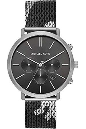 Michael Kors Reloj Analógico para Unisex Adultos de Cuarzo con Correa en Acero Inoxidable MK8679