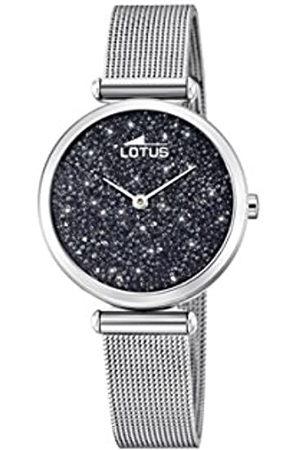 Lotus Reloj Análogo clásico para Mujer de Cuarzo con Correa en Acero Inoxidable 18564/3