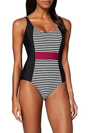 Pour Moi ? Sea Breeze Control Swimsuit Traje de baño de una Sola Pieza, / /púrpura
