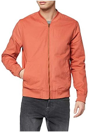 FIND Marca Amazon - Cotton Canvas Chaqueta bomber para Hombre, XXL