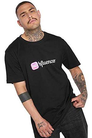 Turnup Bad Influencer Camiseta, Hombre