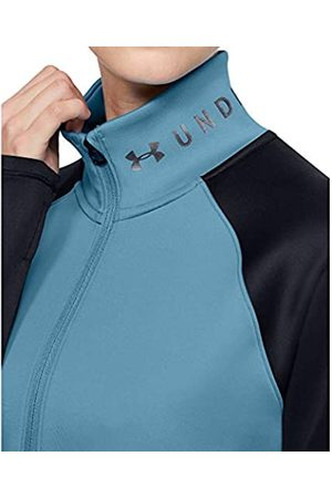 Under Armour Coldgear Armour 1/2 Zip Color Block Camisa de Manga Larga, Mujer