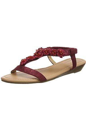 Joe Browns Turning Heads Shimmer Sandals, Sandalias Planas para Mujer