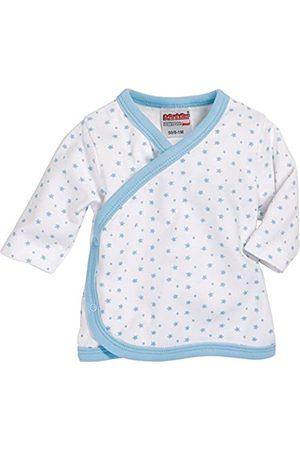 Schnizler Wrap-around Shirt Long Sleeve Stars Allover - Camisa Bebé-Niños