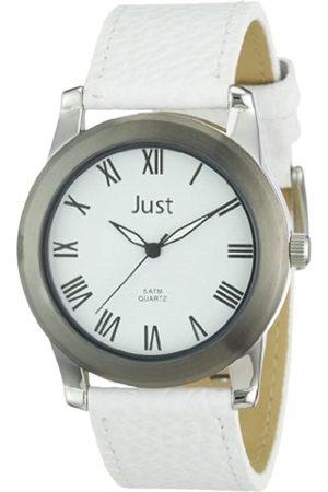 Just Watches 48-S10122-wh - Reloj analógico de Cuarzo para Hombre