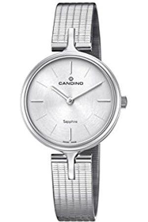 Candino Reloj Análogo clásico para Mujer de Cuarzo con Correa en Acero Inoxidable C4641/1