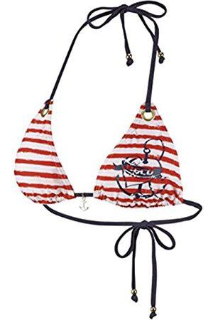 Beco Mujer Bikini Top, B de Cup Sailors Romance Ropa, Mujer, Bikini Top, B-Cup Sailors Romance
