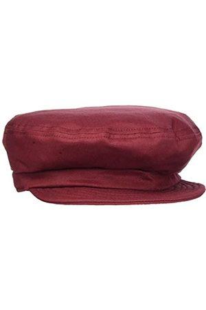 Brixton Un Cap Fiddler Unstructured Elbsegler Baker - Gorra, Color Rojo rubí (Wburg)