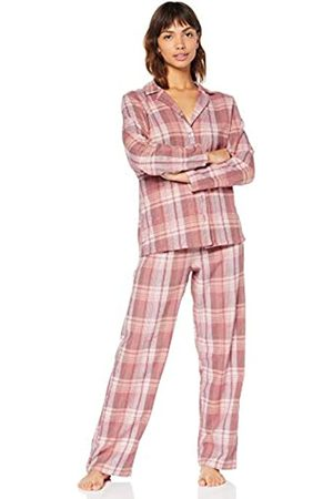 Iris & Lilly Marca Amazon - Pijama de Modal Mujer, XS