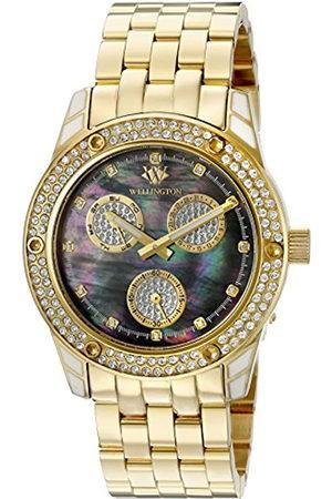 Daniel Wellington WN507-229 - Reloj analógico de Cuarzo para Mujer con Correa de Acero Inoxidable