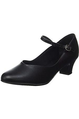 So Danca Ch50 Zapatos de Tap Mujer, (Black)