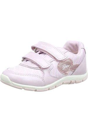 Geox B Shaax A, Zapatillas para Bebés, (Pink C8004)