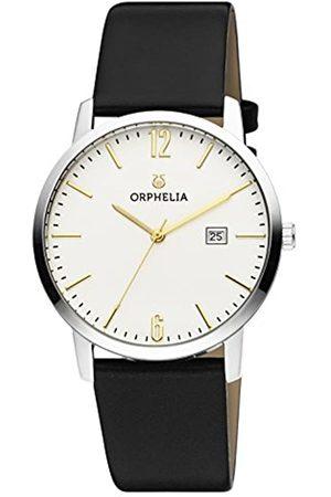 ORPHELIA Reloj Analógico para Hombre de Cuarzo con Correa en Cuero OR51701-6