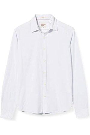 HKT by Hackett Hkt Hriz BLU Fine Str Camisa