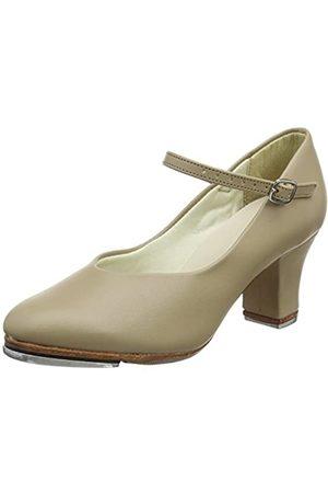 So Danca Ta57, Zapatos de Tap para Niñas, (Tan)