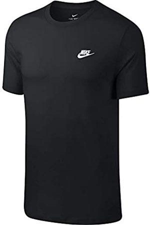 Nike M NSW Club tee Camiseta de Manga Corta, Hombre