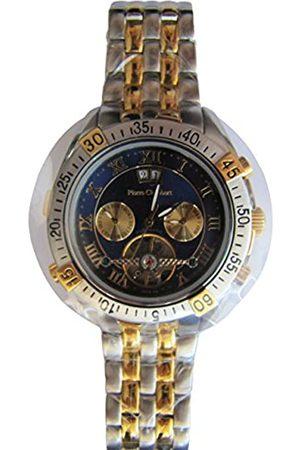 Pierre Chaubert Reloj analógico para Hombre de automático con Correa en Acero Inoxidable HEWM1027