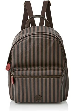 Timberland Tb0m5574, Mochilas Mujer, Marrone (Brown Black)
