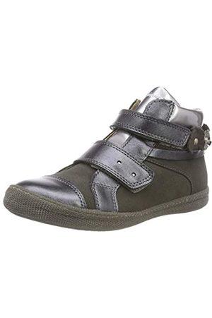 Primigi PTF 24326, Zapatillas Altas para Niñas, (Piombo/Grig.Scu 22)