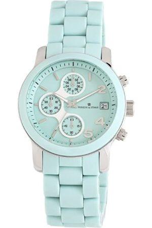 Starburst HS402-190 - Reloj de Cuarzo para Mujer, con Correa de Acero Inoxidable